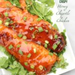 Crispy Honey Chipotle Chicken