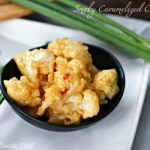 Smoky Caramelized Cauliflower