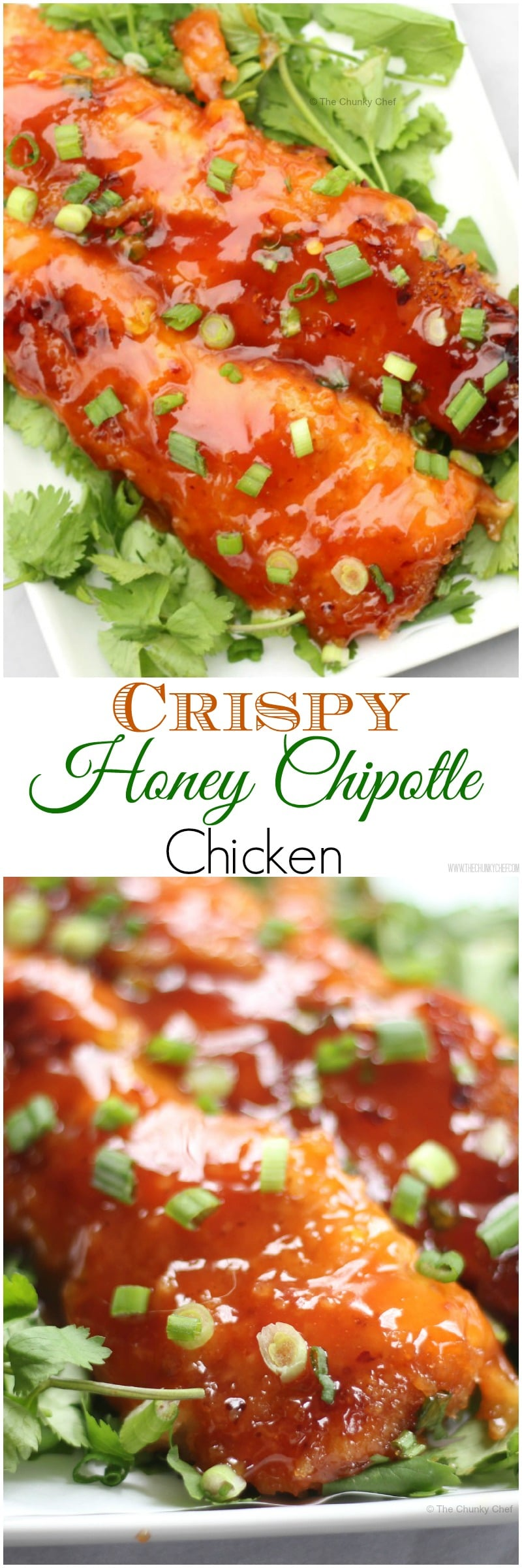 rispy chicken fingers tossed in a sweet and spicy sauce.