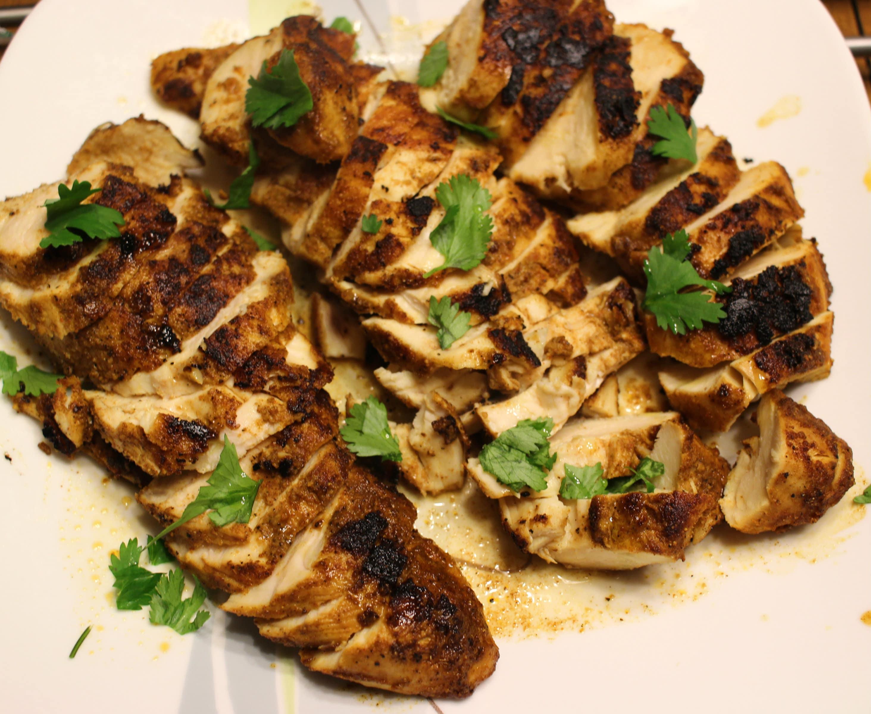 Amazing Chicken Shawarma - The Chunky Chef