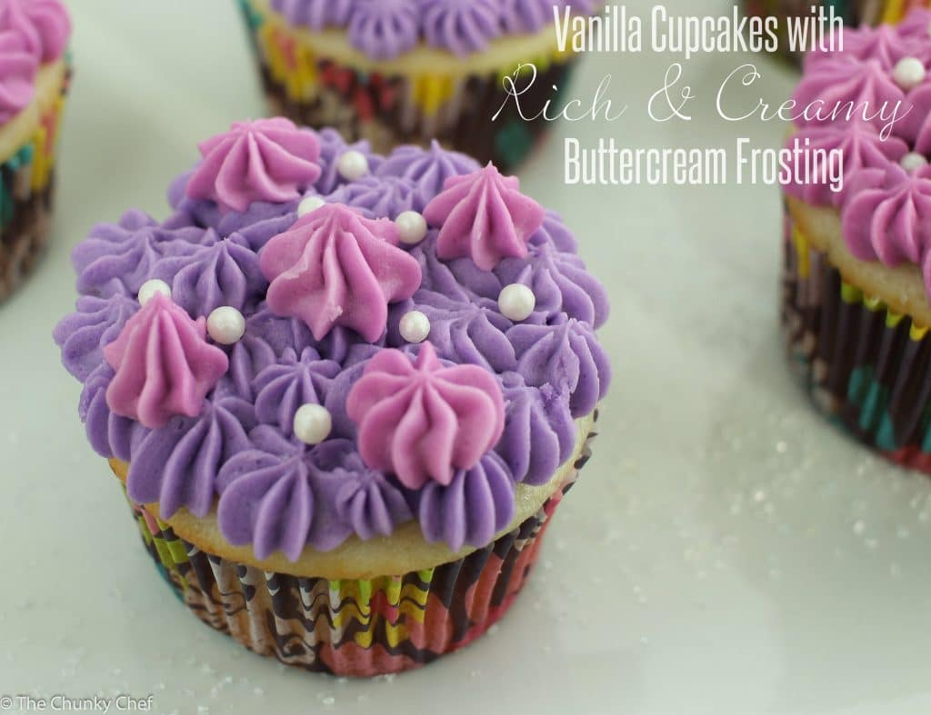The softest, fluffiest, tastiest cupcakes EVER!