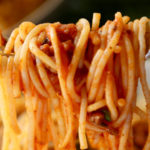 Slow Cooker Spaghetti Bolognese Sauce