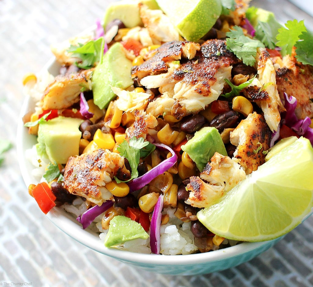 Healthy Food Recipes With Tilapia