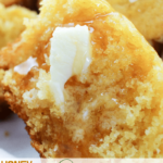 Looking for a great cornbread recipe? You HAVE to try these soft and fluffy honey jalapeno cornbread muffins... they are sure to be a favorite!