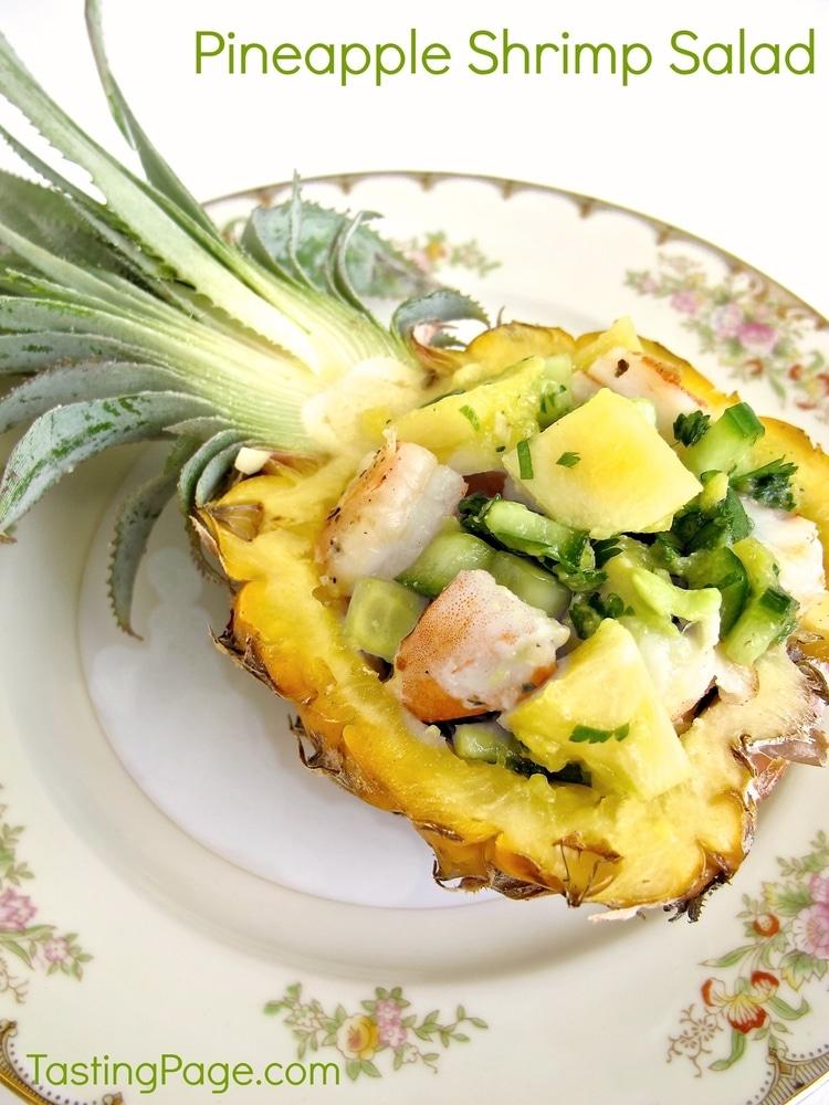 Pineapple+Shrimp+Salad