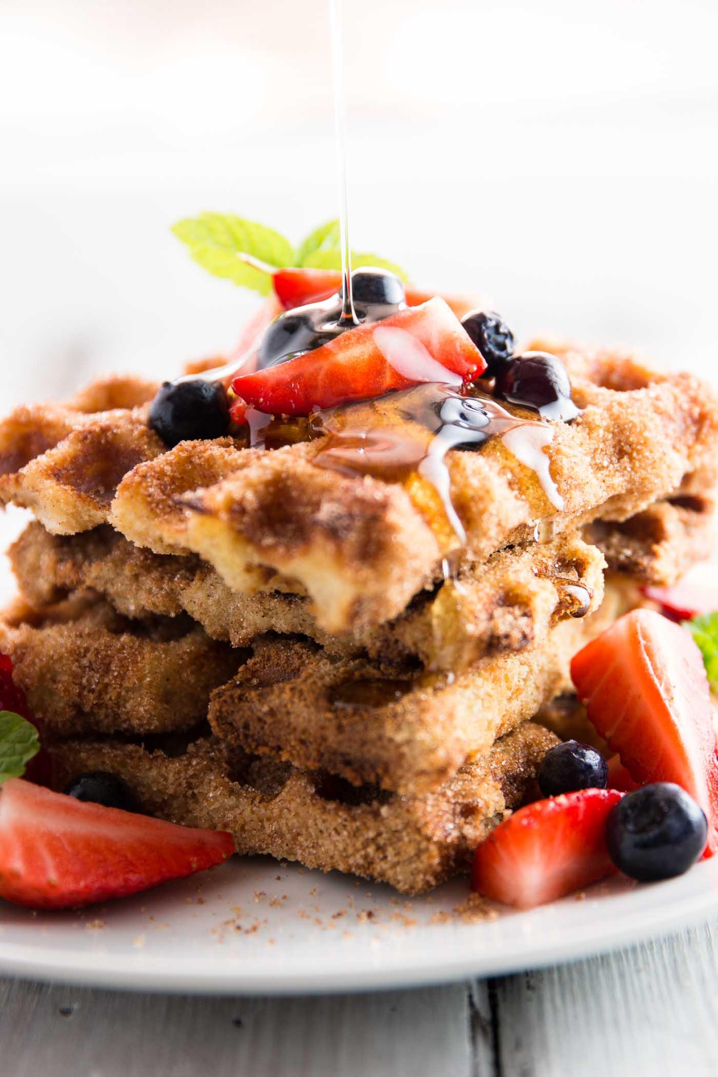 Churro-French-Toast-Waffle-Sticks-Recipe-5