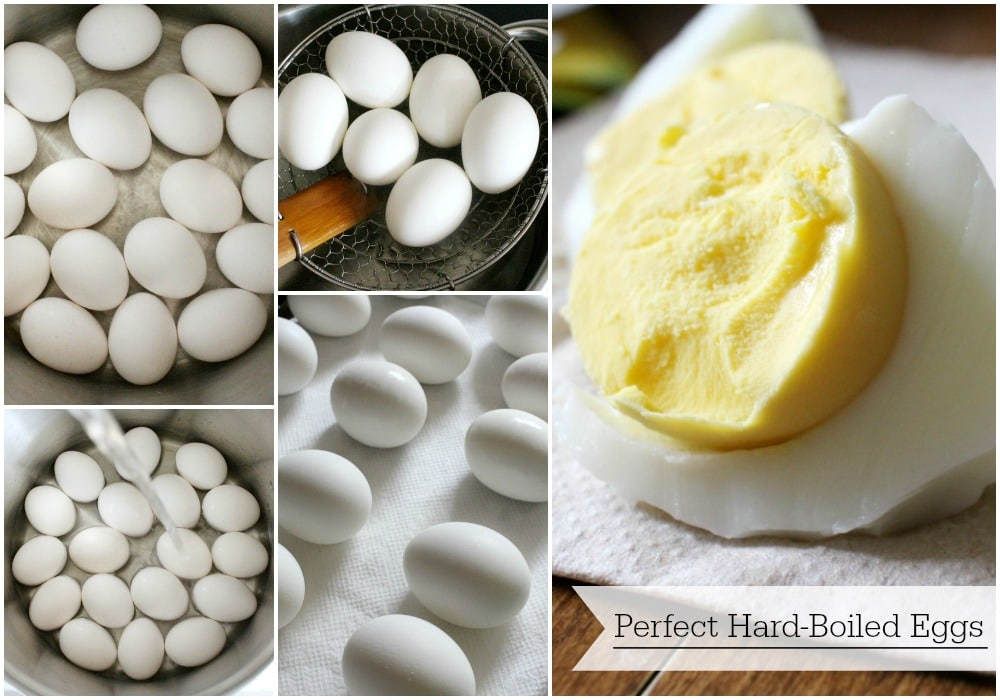 can chop the eggs up as finely or as chunky as you want for your salad ...