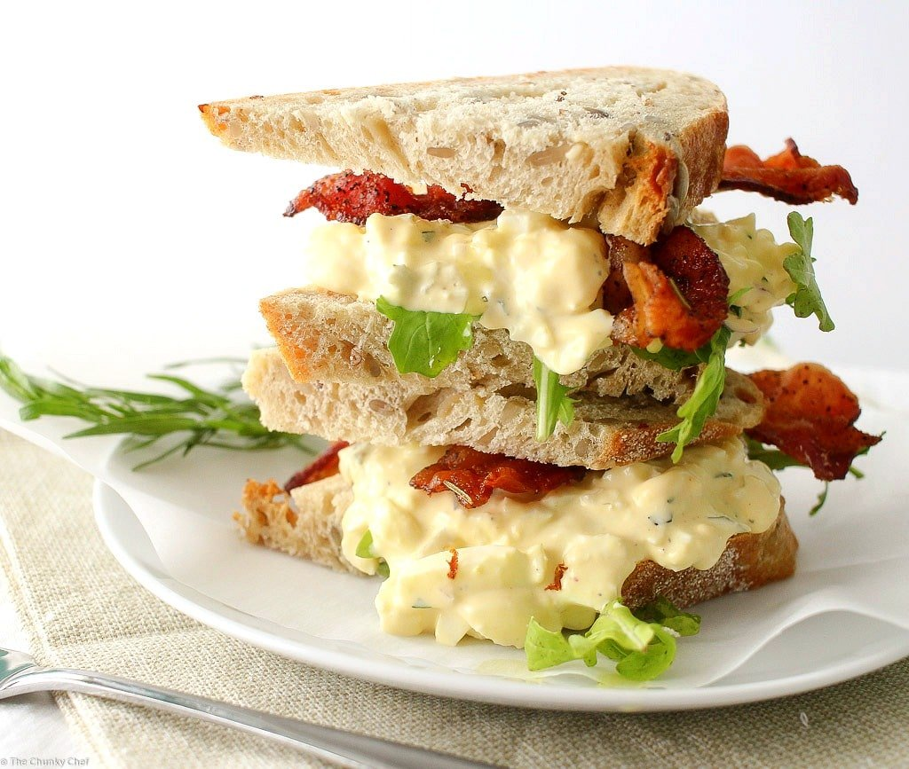 This is one of my absolute favorite sandwiches… all the flavors are ...