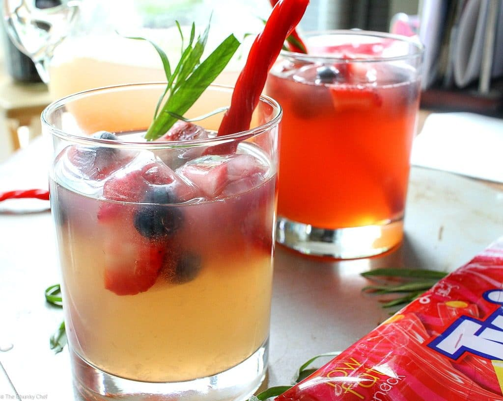 A completely delicious and refreshing twist on strawberry lemonade... perfect for any occasion!
