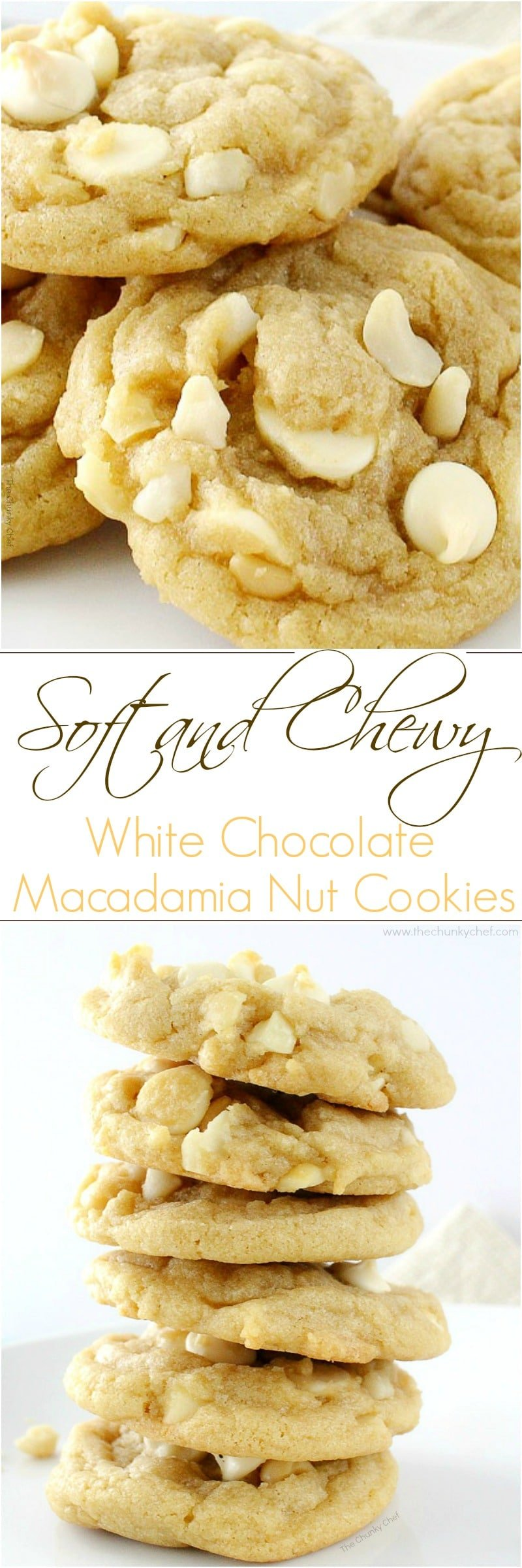 White Chocolate Macadamia Nut Cookies Recipe Subway
