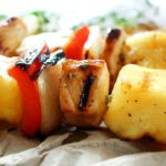 Caribbean Citrus Habanero Chicken Skewers