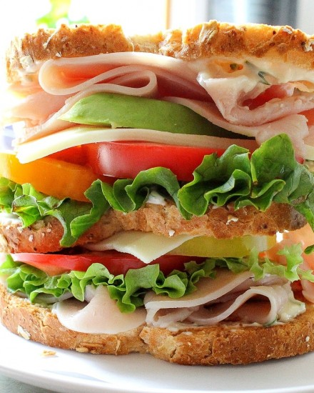 Not much hits the spot better than some great gourmet sandwiches, and with a homemade spread to jazz up the flavor... it's a win win!