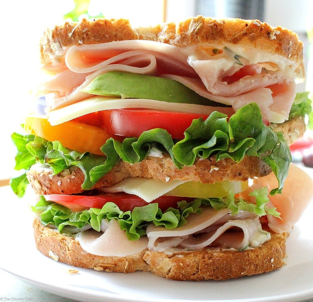 Sandwiches and Easy Homemade Spreads