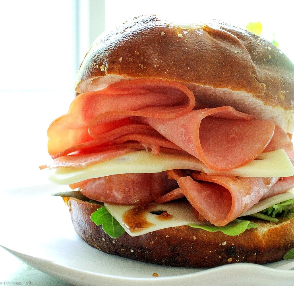 Sandwiches and Easy Homemade Spreads - The Chunky Chef