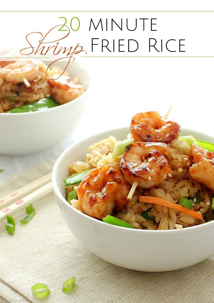 Fast and easy shrimp recipes