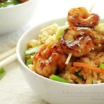 Easy 20 Minute Shrimp Fried Rice
