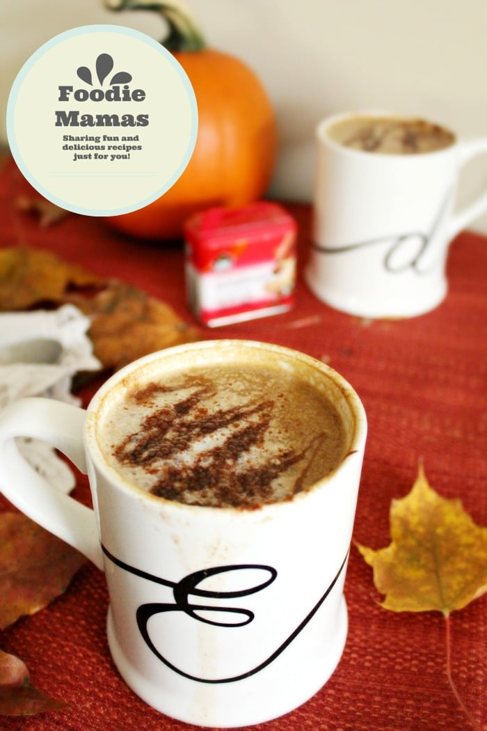 Homemade Vegan Pumpkin Spice Latte - Best of This Life