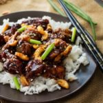 Copycat Spicy Cashew Chicken