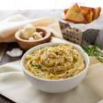 Easy Roasted Garlic Hummus