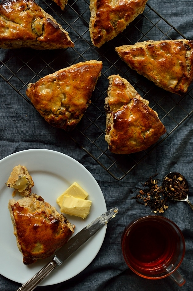 Apple-fig-pecan-and-honey-scones-with-a-hint-of-spice-Domestic-Gothess