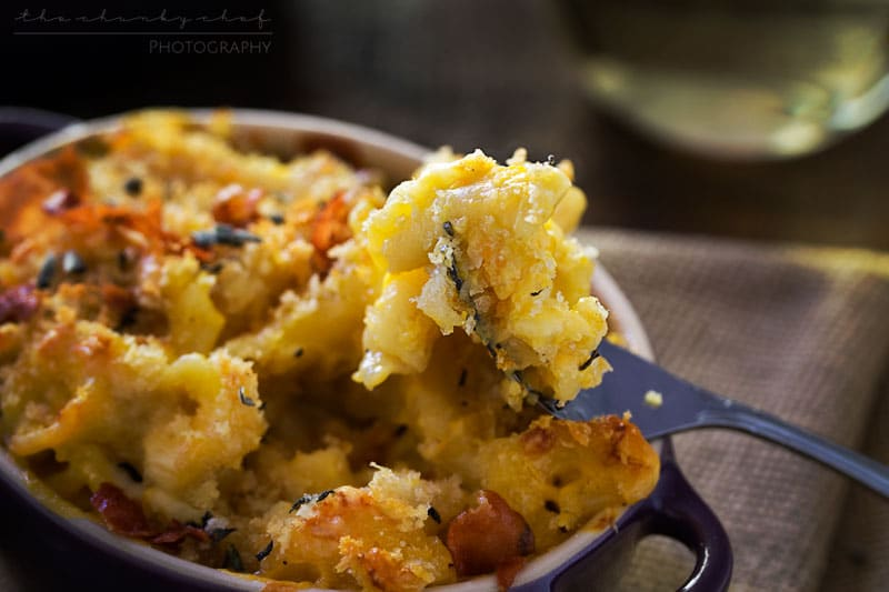Butternut Squash, Gruyere and White Cheddar Mac and Cheese - The ...