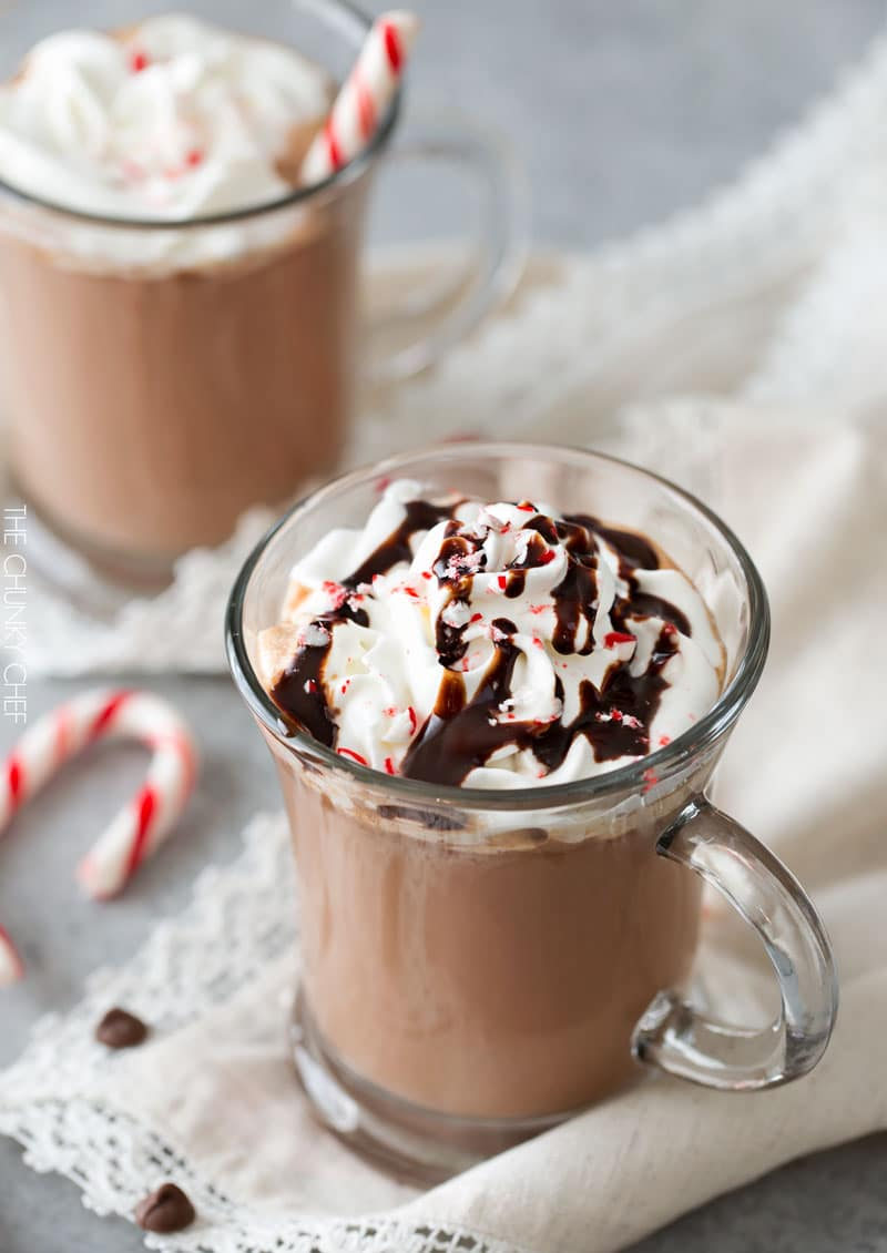 Only Drink Hot Chocolate