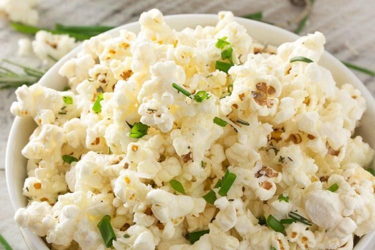 Easy Gourmet Popcorn