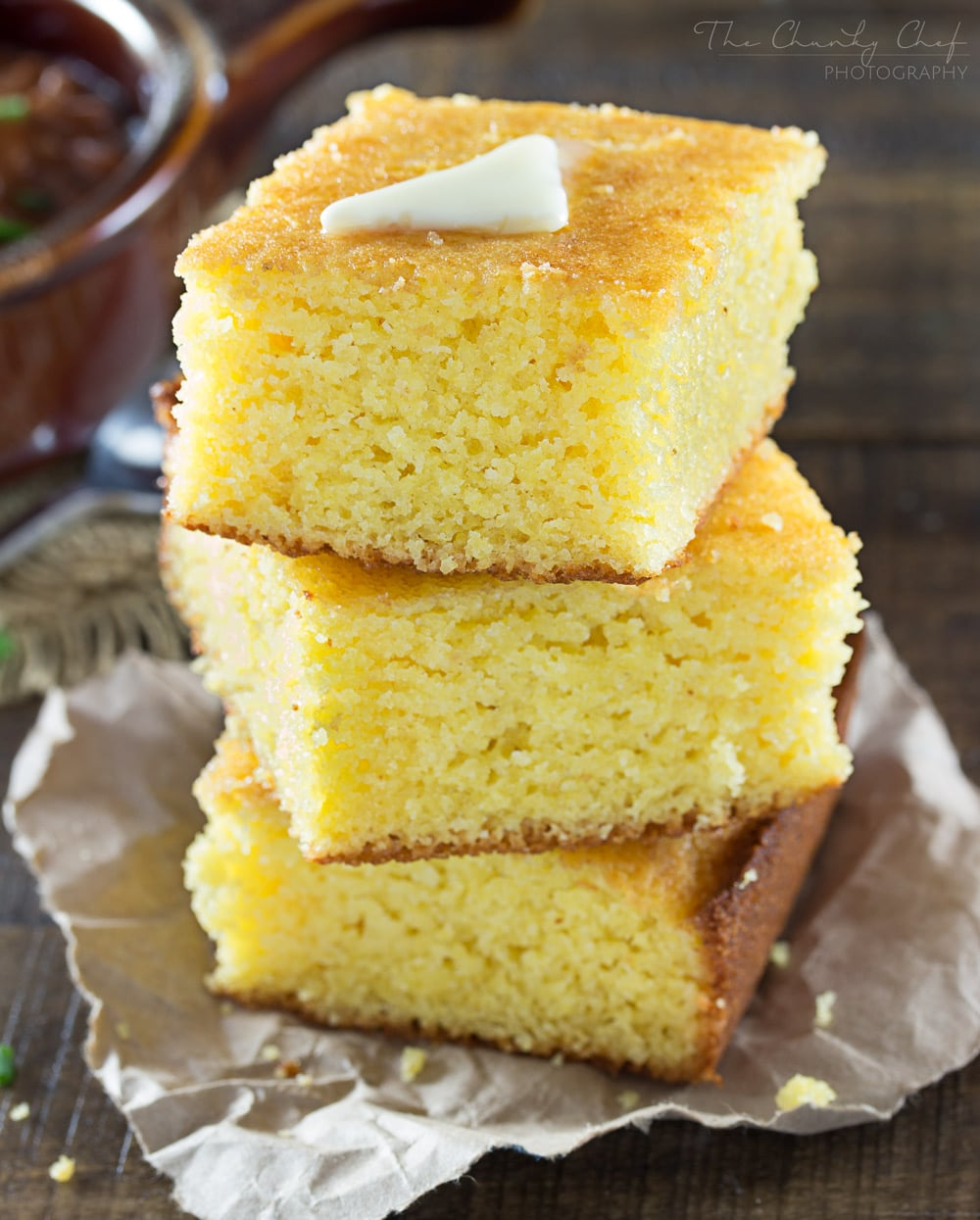 Homestyle Cornbread | This homestyle cornbread is a perfect mix of ...