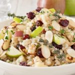 Israeli Couscous Harvest Salad