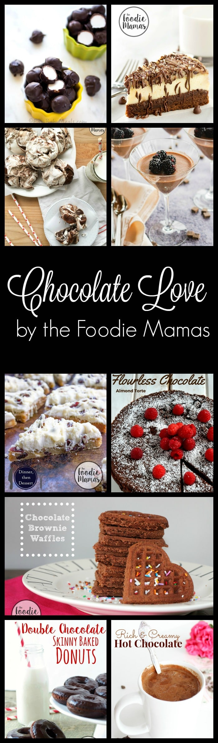 A fabulous collection of chocolate recipes!!