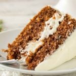 Marsha's Outrageous Carrot Cake
