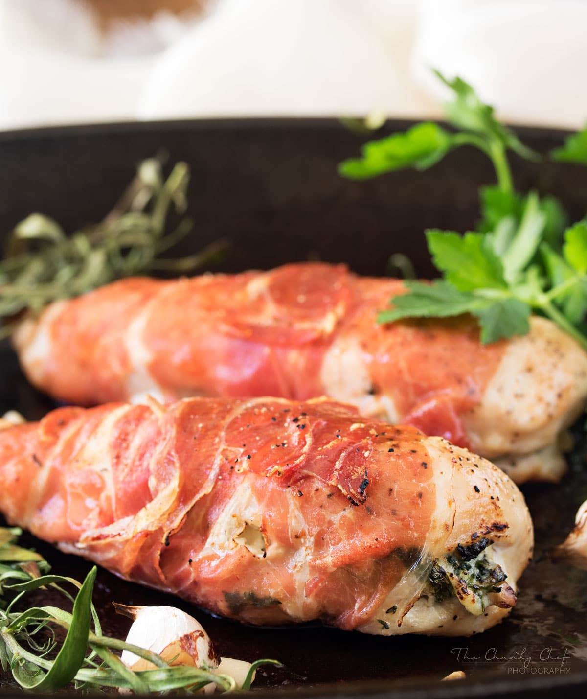 Florentine Stuffed Chicken Breast Recipe | Stuffed Chicken Breast Recipes Round-up