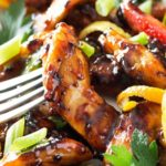 Cajun Honey Glazed Chicken Bowls