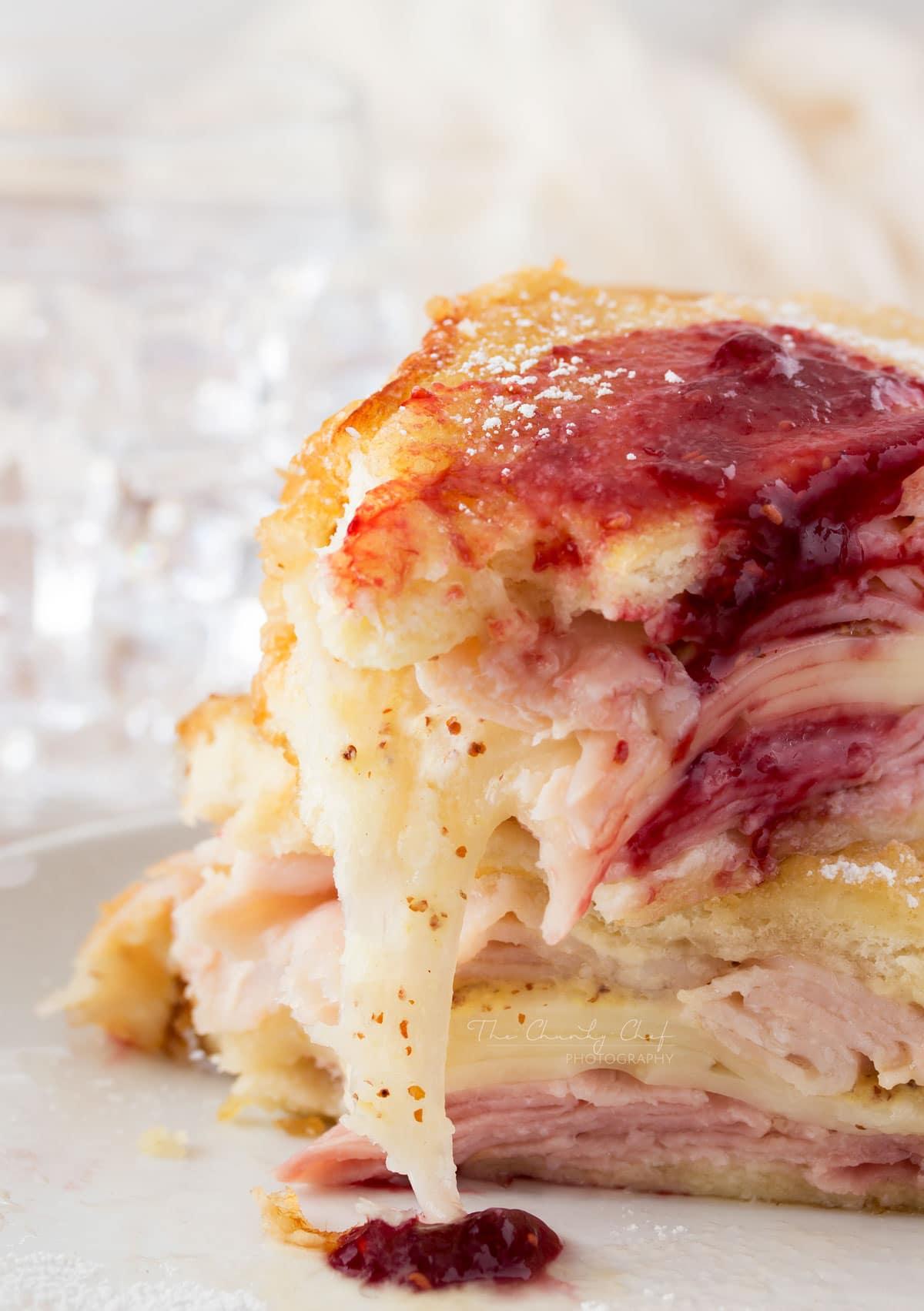 Monte Cristo Sandwich Recipe — Dishmaps