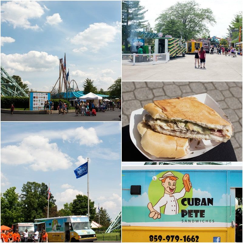 Food Truck Festival-Kings Island | Kings Island is the place to be for fun events this summer! Learn all about the Food Truck Festival and find out how you can save money on park tickets!