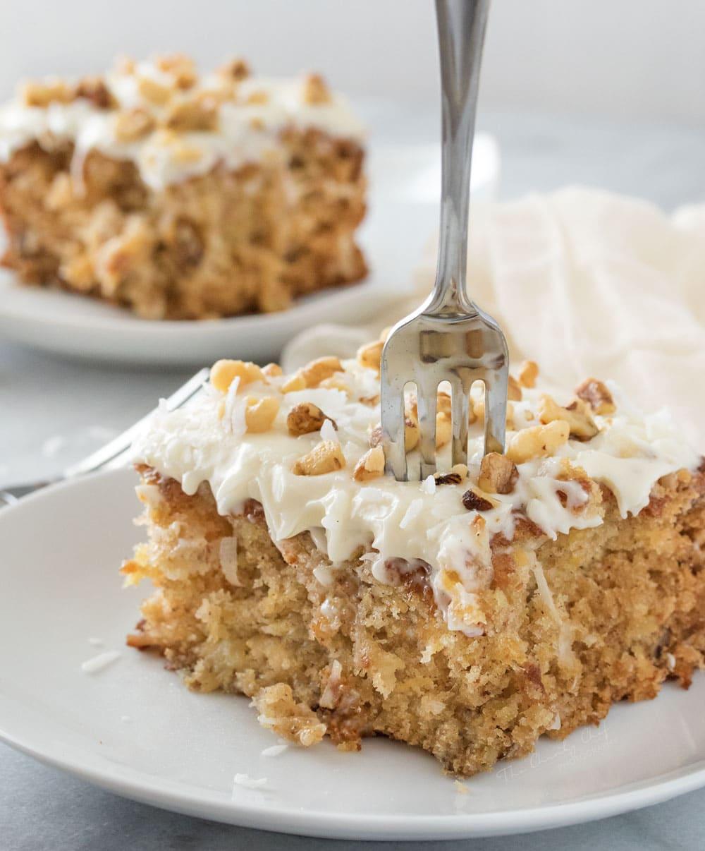Preacher Cake With Cake Mix