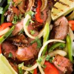 Mouthwatering Carne Asada Steak Fajitas