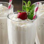 Skinny Vanilla Protein Milkshake