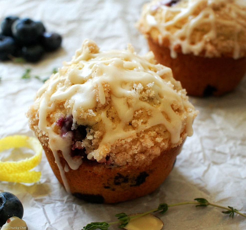 Bakery-Style-Lemon-Thyme-Blueberry-Muffins-35-edited