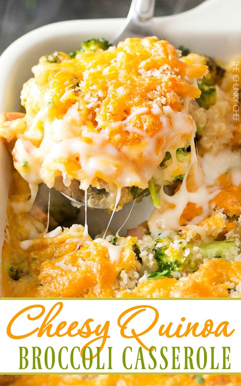 Healthy Chicken Potato Broccoli Casserole-9267