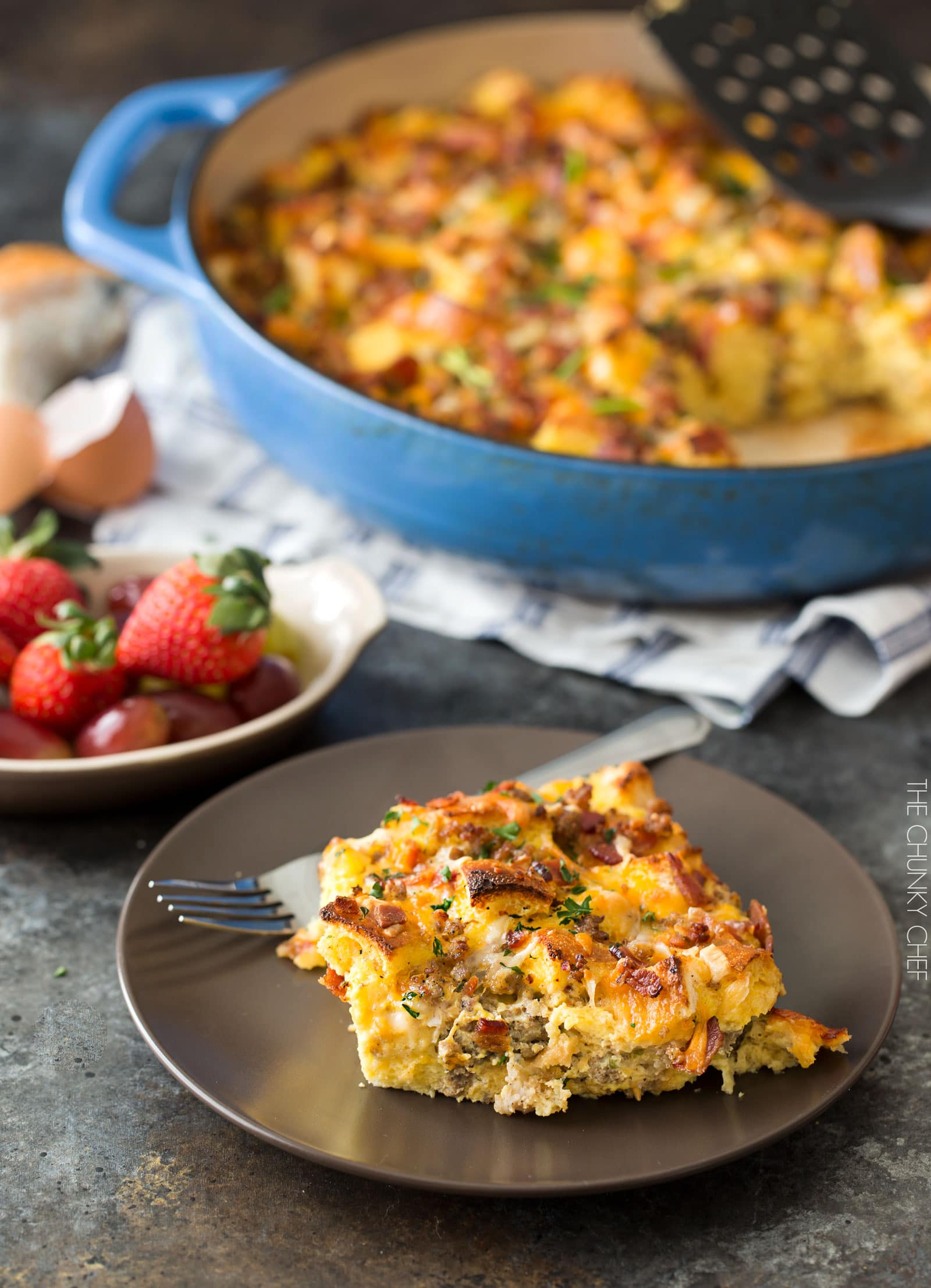 16 Easy Breakfast Casseroles So You Can Sleep In - Simplemost