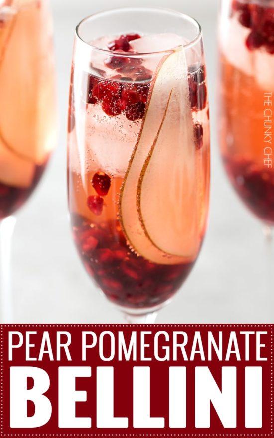 Prosecco Pomegranate Drink Recipes