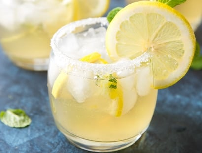 Refreshing Kentucky Lemonade Cocktail