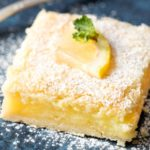 Best Buttermilk Lemon Squares