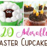 20 Adorable Easter Cupcakes