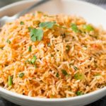 Easy Baked Mexican Rice