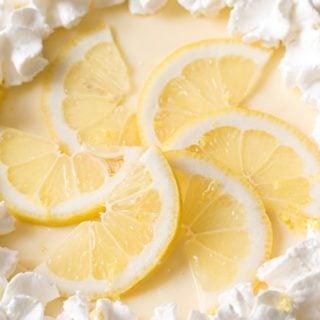 Creamy Sour Cream Lemon Pie The Chunky Chef