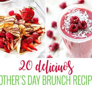 On her special day, Mom deserves a fantastic spread, and why not start things off with a delicious brunch? These brunch recipes are guaranteed to be a hit!