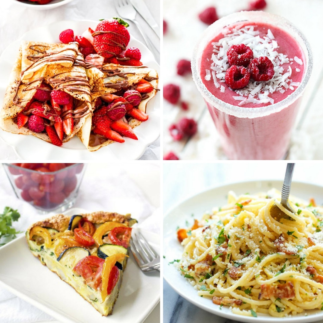 20 Mother's Day Brunch Recipes - The Chunky Chef