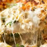 Cheesy Chicken Tortilla Casserole